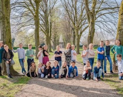 Op zondag 2 juni doen 23 jongens en meisjes hun eerste H.Communie