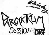 Einladung Parocktikum-Session