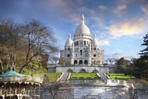 Sacré Cœur de Montmartre