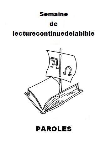 image livret lectureBible