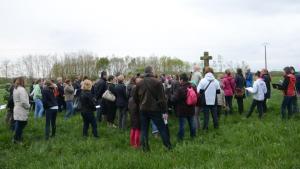 Marche des croix à Schaffhouse
