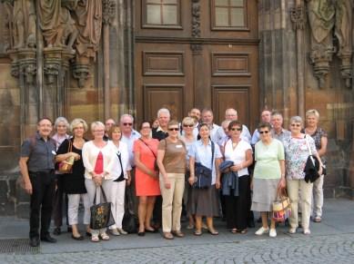 ouverture festivité du millénaire de la Cathédrale