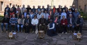 Les adorateurs au Mont St Odile