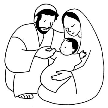 Coloriages de Noël : Paroisse Catholique de Saint Genis Laval