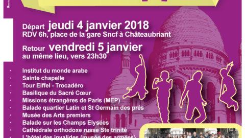 Pélé flash à Paris