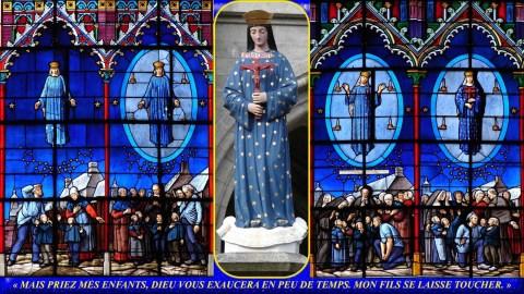 Pèlerinage à Notre-Dame de Pontmain