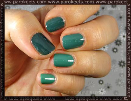 Ispirazione: ombré manicure (5/6)