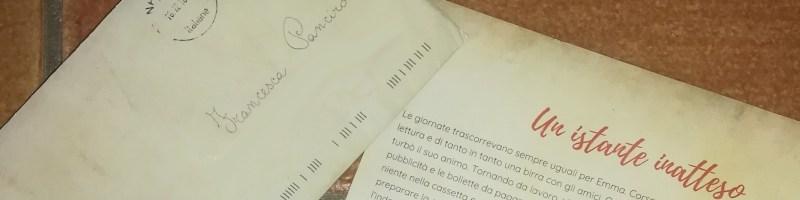 La Penna Nel Cassetto invia racconti via posta (#leimeritaspazio)