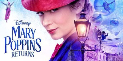 Disney a natale: il sequel di Mary Poppins