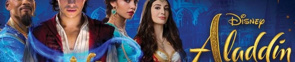"""""""Aladdin"""" in live action parla di femminismo alle nuove generazioni"""