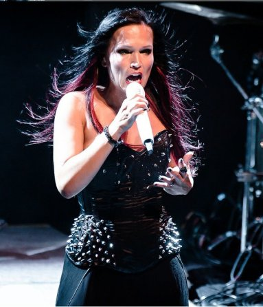 Tarja gotico metal nightwish