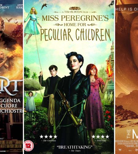 """Tre esempi di: """"il libro è meglio ma il film non è male"""""""