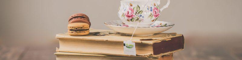 Drink and read autunnale: tre libri con tisana