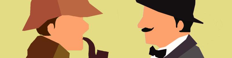 A quale team appartieni: Holmes o Poirot?