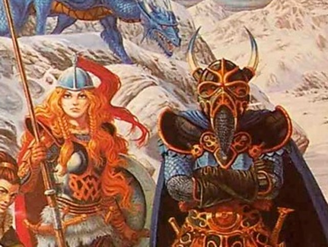 Dragonlance Kitiara Laurana