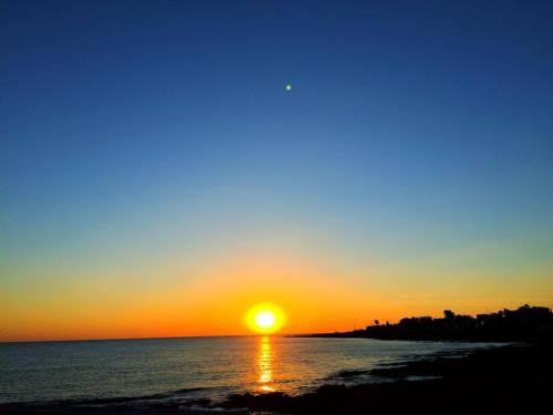 Le spiagge più belle del Salento - tramonto a Capoliveri