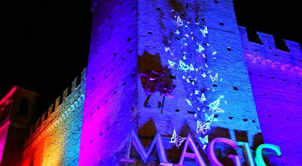 The Magic Castle: la magia di Gradara | Il mondo a modo mio #5