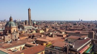 bologna insolita, skyline