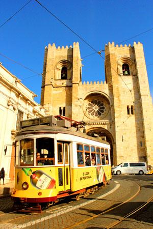 Lisbona - Cattedrale