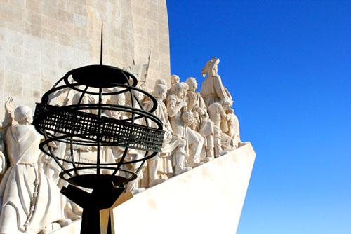 Lisbona - Monumento alle scoperte
