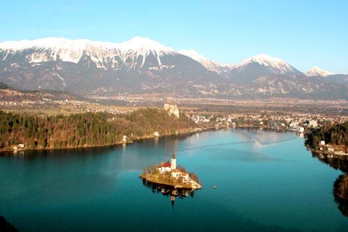 Slovenia - Isola di Bled