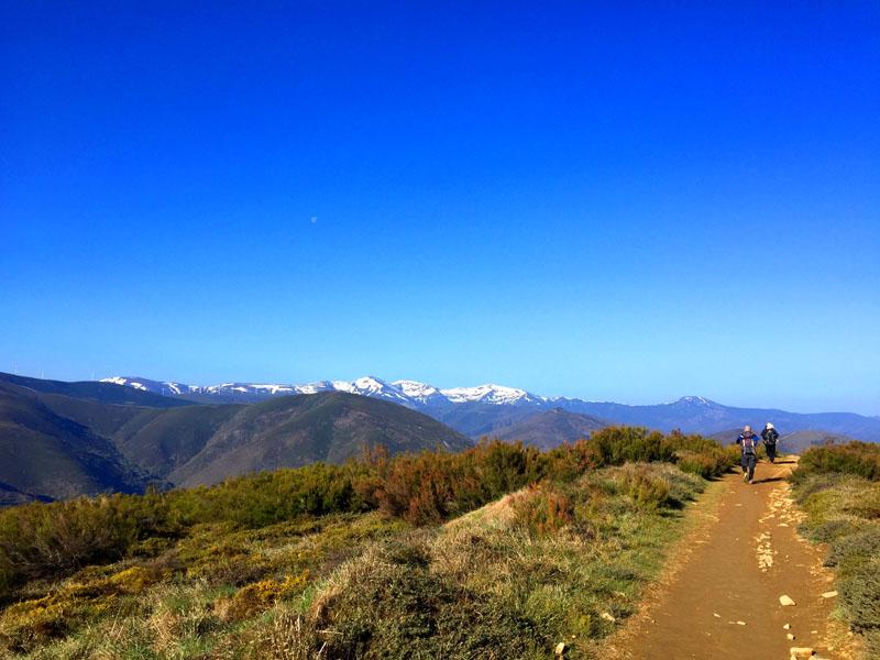 Quanto costa il Cammino di Santiago - Montes de León