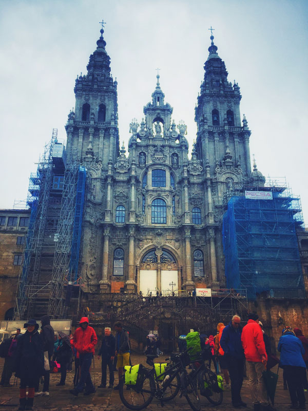Cammino di Santiago - Santiago de Compostela