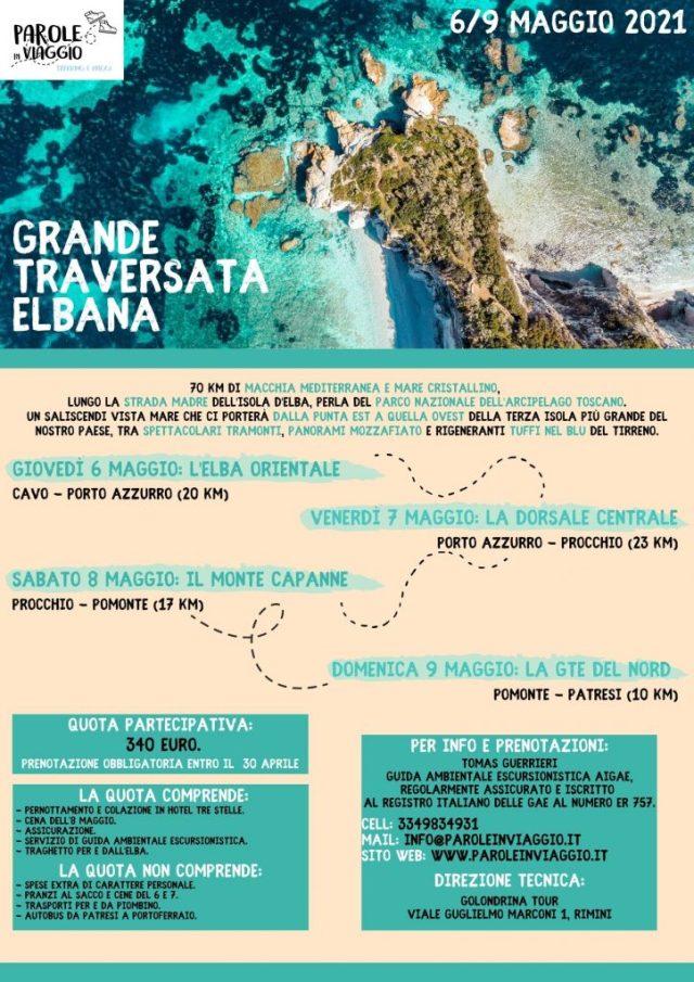 I Viaggi di Parole in Viaggio - Isola d'Elba