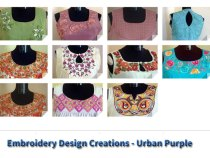 Embroidery Design in Tech Packs – Clothing Designer