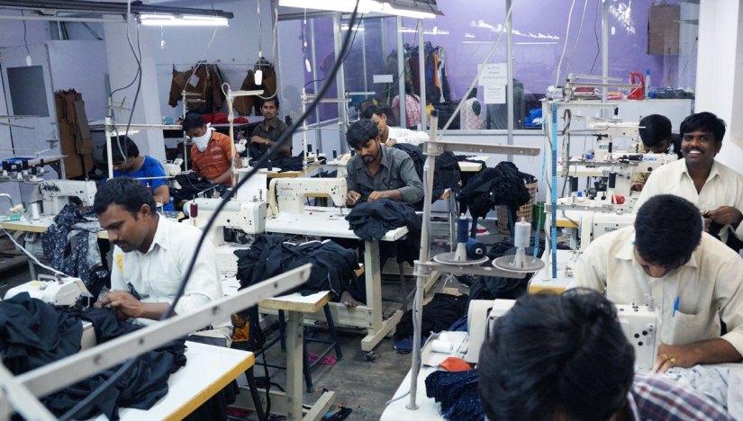 Clothing Designer Clothing Manufacturing Unit