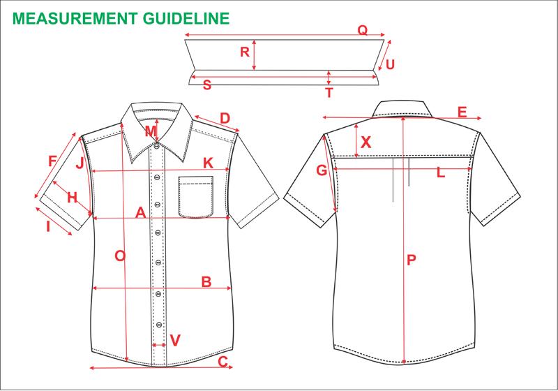 Measurement Specs , Technical Apparel Designer, Garment Fit Technician