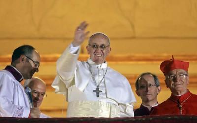 IV Aniversario da eleição do Papa Francisco