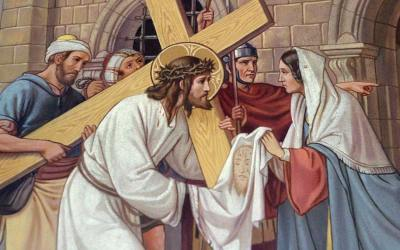 Via-Sacra na Paróquia de Alcabideche
