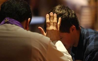 Confissões nas Paróquias da Vigararia de Cascais