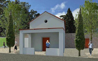 Capela da Malveira: Estudo prévio