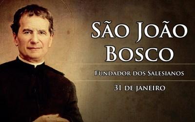 Festa de São João Bosco – comunidade salesiana