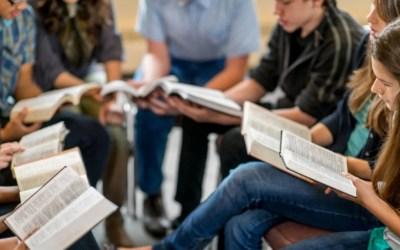 Grupo Bíblico retomou os encontros