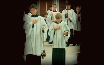 Encontro Diocesano de Acólitos – 3 Novembro