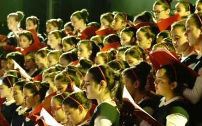 Renovação do Grupo Coral da Missa das 11h15 em Alcabideche