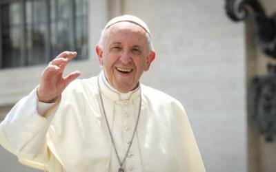O Vídeo do Papa – Tempo da Criação