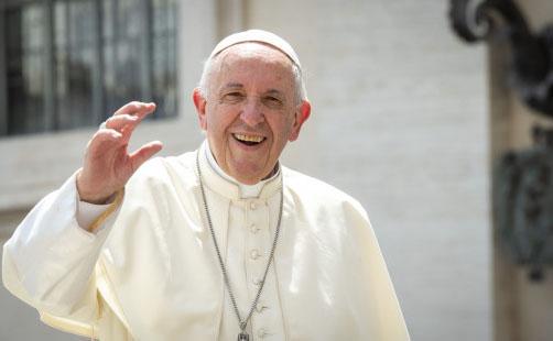 O Video do Papa