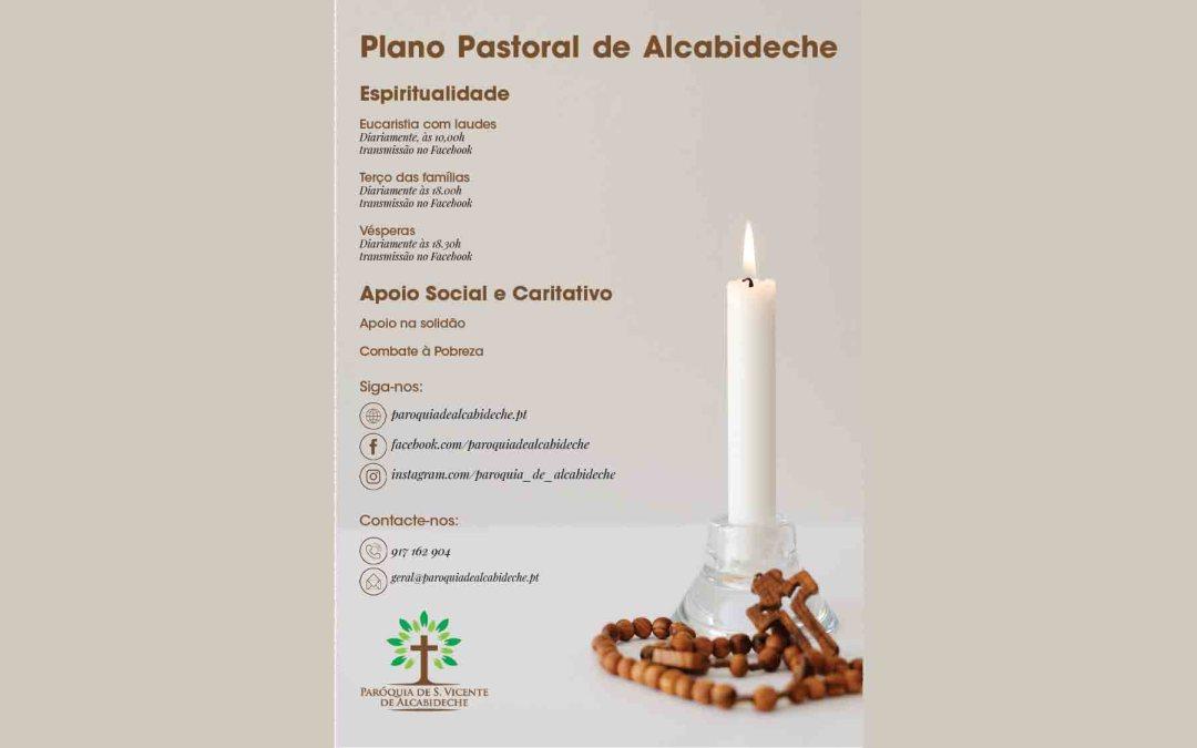 Plano Pastoral da Paróquia de Alcabideche