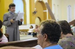 Caminhada Penitencial Em Pacajus, Igreja em Pacajus, Pacajus
