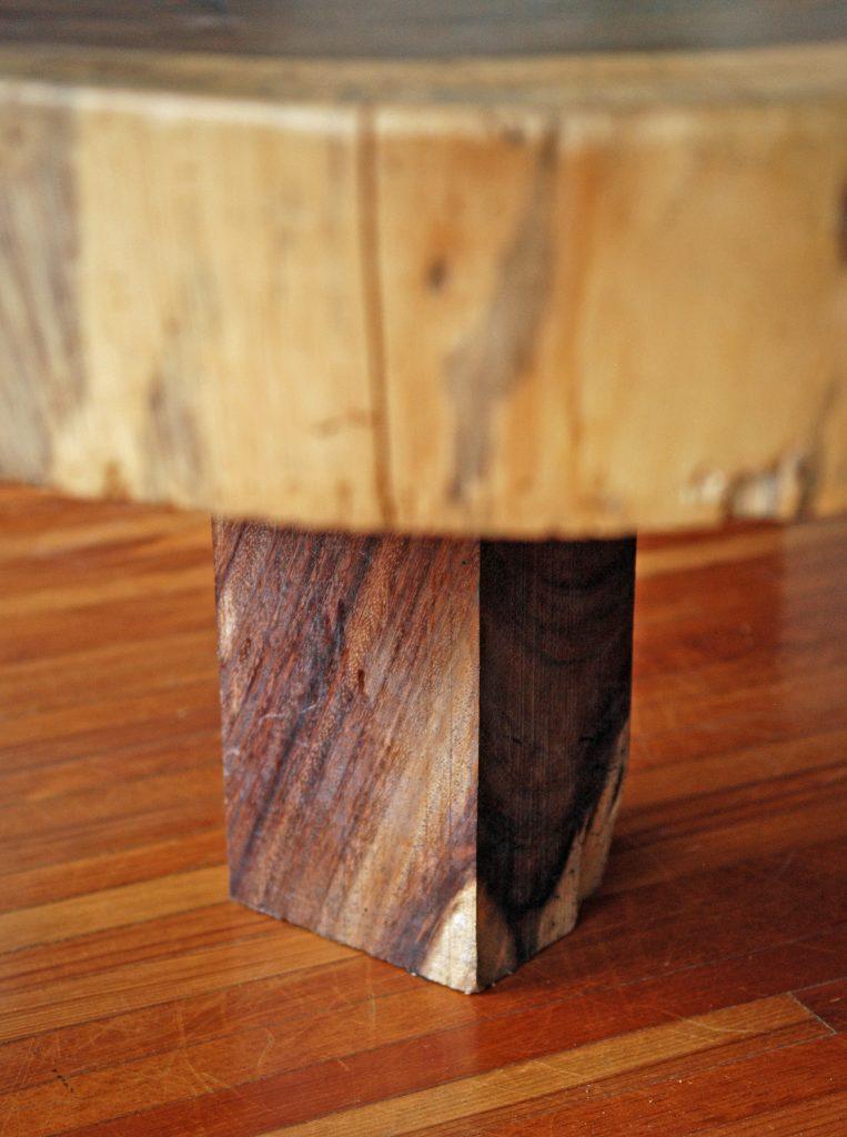 Parota Wood Coffee Tables Custom Made In Mexico