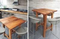 Unique Wood Table Ideas for Modern Designs   by PAROTAS
