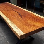 Parota Wood Countertops Live Edge Wood Custom Modern Design