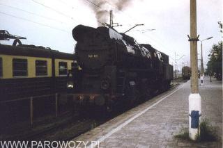 Ty51-182 w Dęblinie 12.VII.1978. Fot.: Herman J.C. Gerbscheid