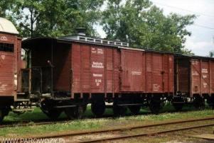 Wagon 12312y jako 12316Glt
