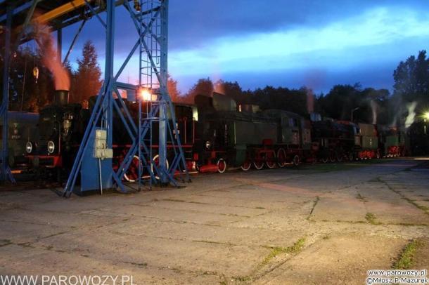 TKh49-1, TKt48-191, Ol49-100 i OKz32-2. Fot.: Miłosz Mazurek
