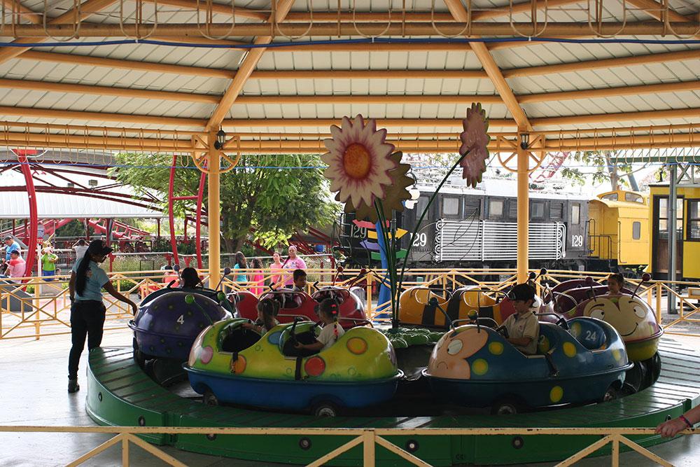 Abejones  Parque Diversiones  Costa Rica
